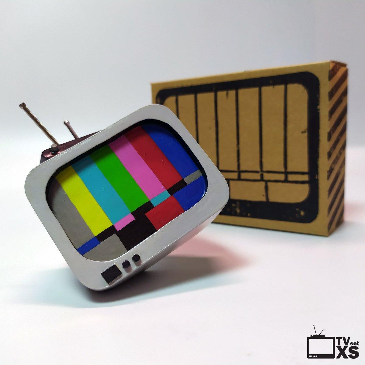 Image of TV-set XS version