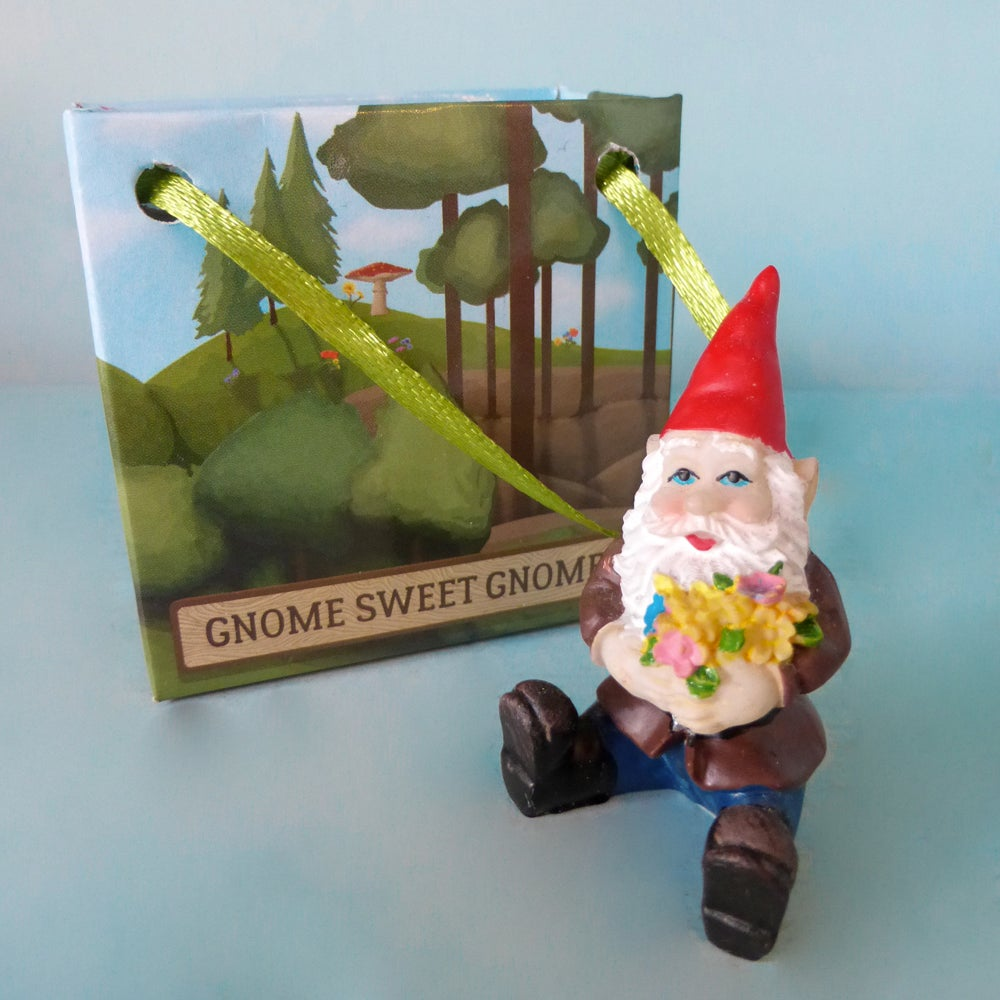 Image of Gnome in a Bag