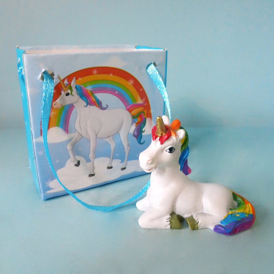 Image of Unicorn in a Bag