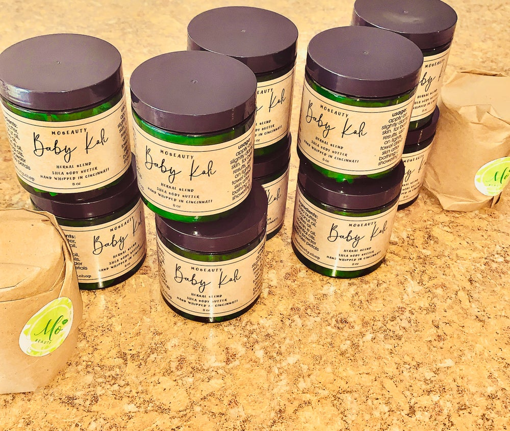 Baby Kali - Herbal Blend -Whipped Shea Butter