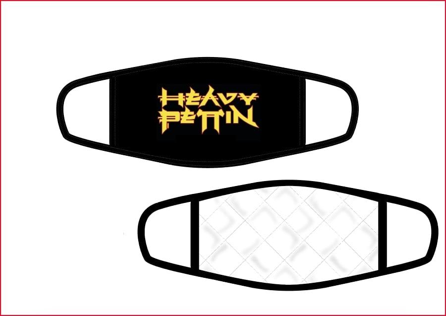 Image of Heavy Pettin Face Mask