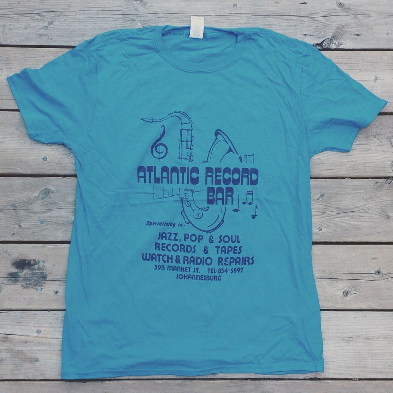 Image of Atlantic Record Bar - Saphyre