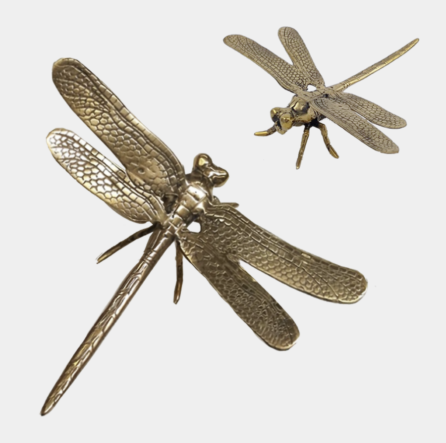 Image of Brass Dragonfly