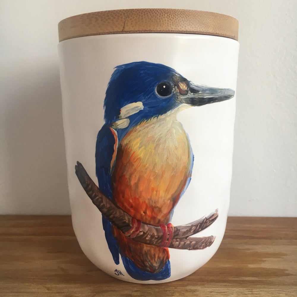 Azure Kingfisher Canister