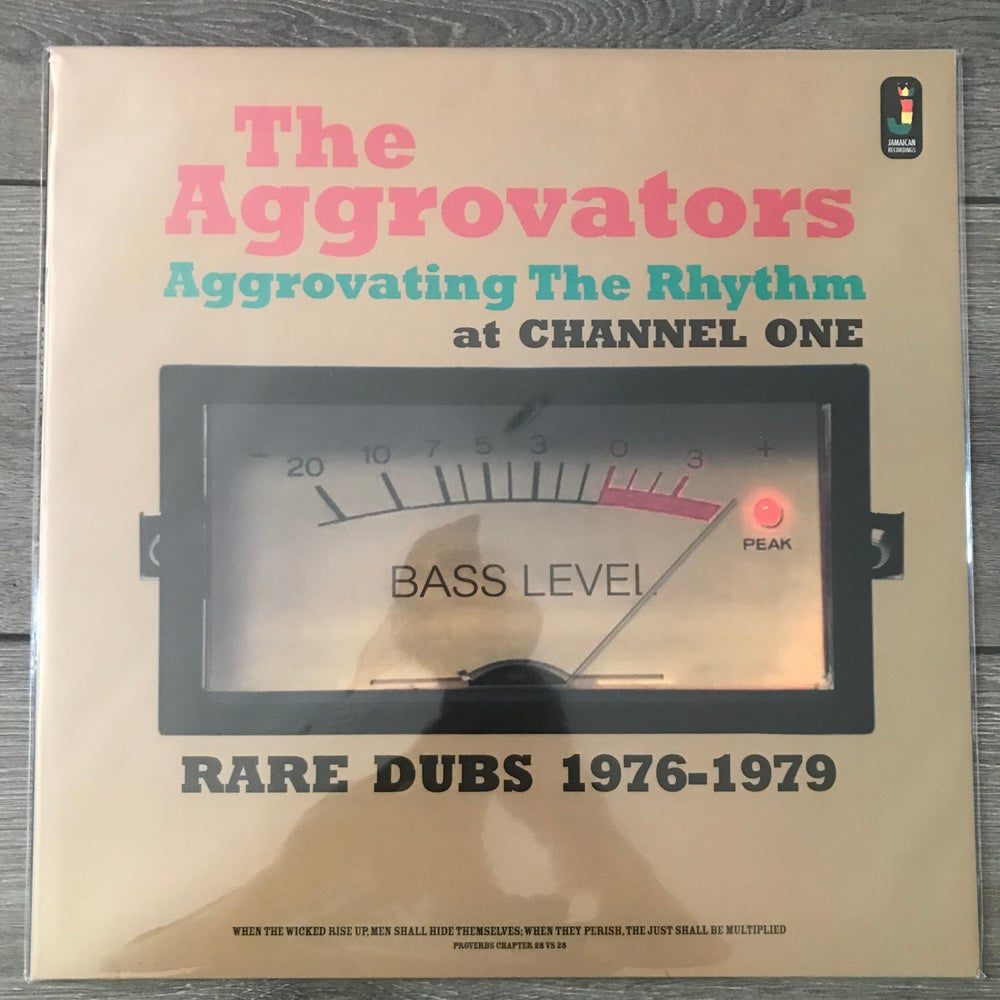 Image of The Aggrovators – Aggrovating The Rhythm At Channel One - Rare Dubs 1976-1979 Vinyl LP