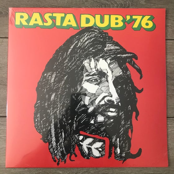 Image of The Aggrovators - Rasta Dub '76 Vinyl LP