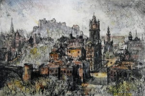 "Image of ""City View"", Edinburgh, Scotland"