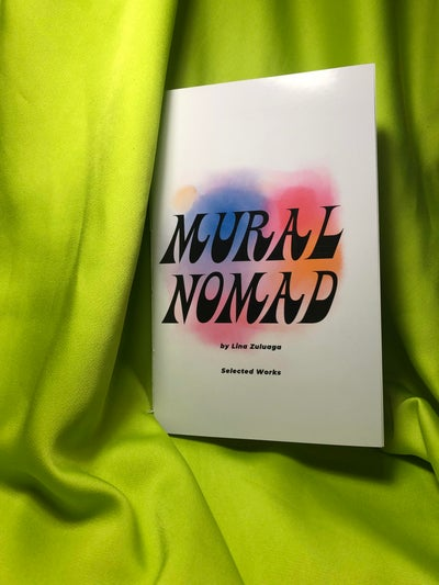 Image of Mural Nomad Vol 1