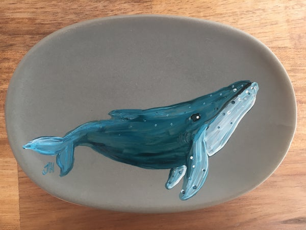 Image of Humpback Whale Soap Dishes