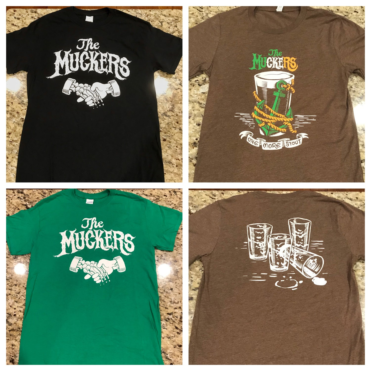 Image of The Muckers T-Shirts