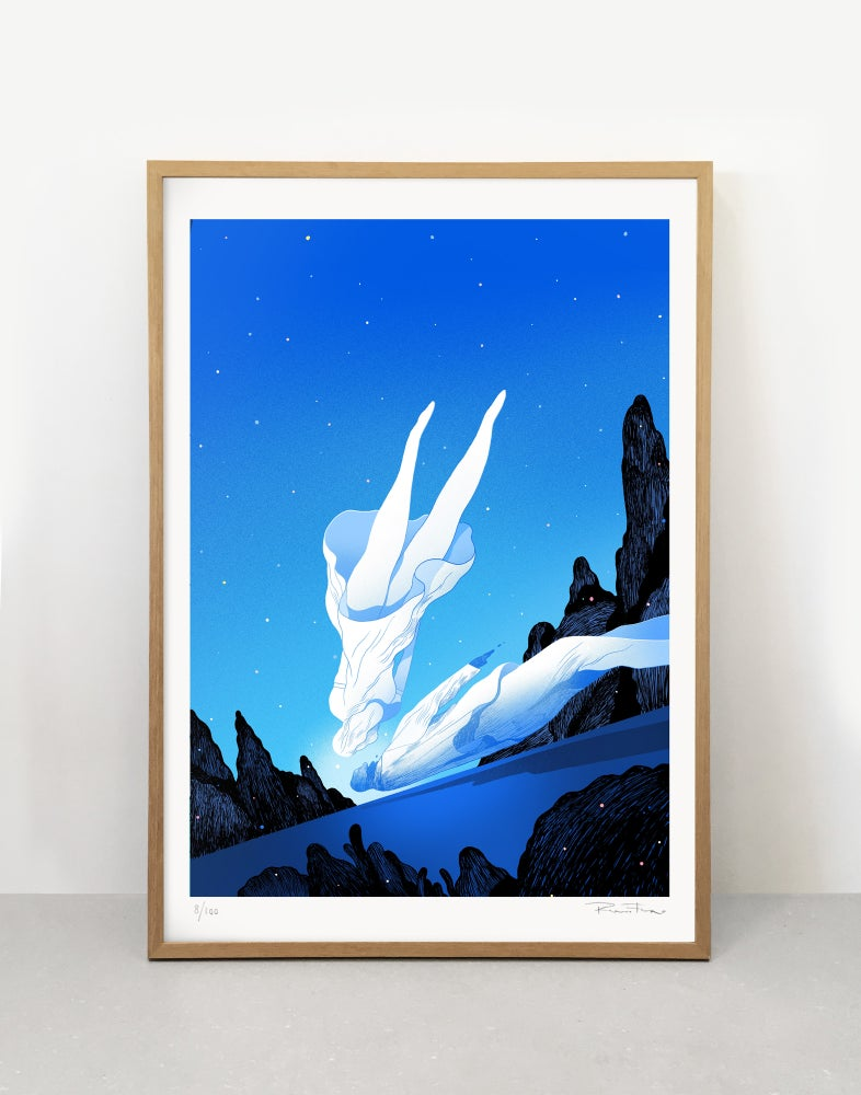 Image of The Second Resurrection - Art print