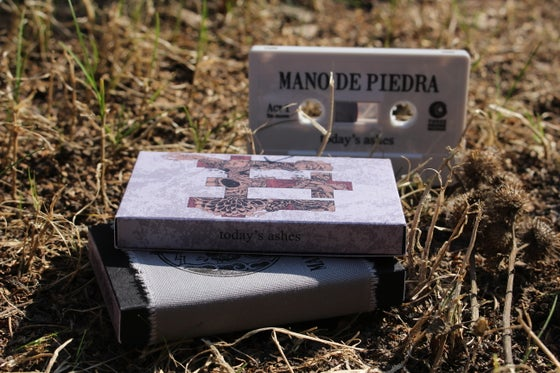 "Image of MANO DE PIEDRA ""TODAY'S ASHES"""
