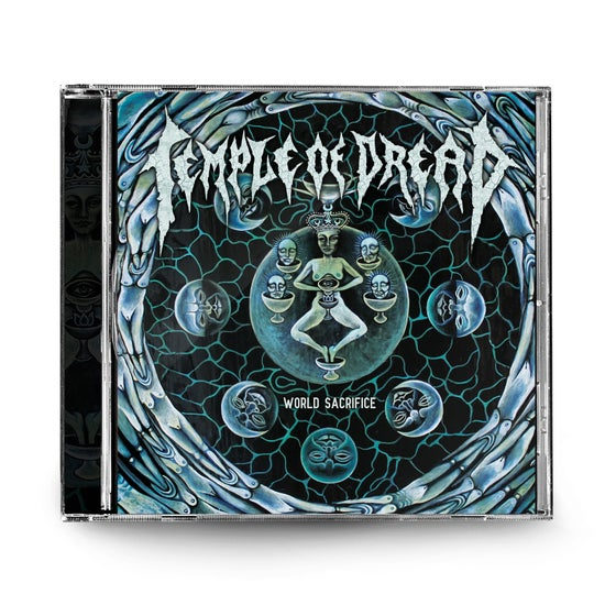 Image of Temple of Dread • World Sacrifice (CD Jewelcase)