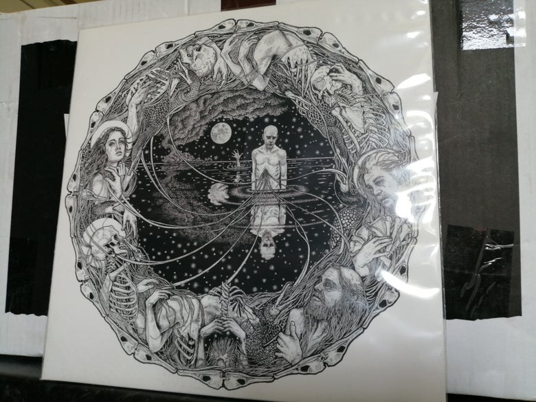 Image of Through The Void Vinyl