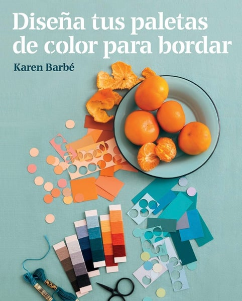 Image of Diseña tus paletas de color para bordar