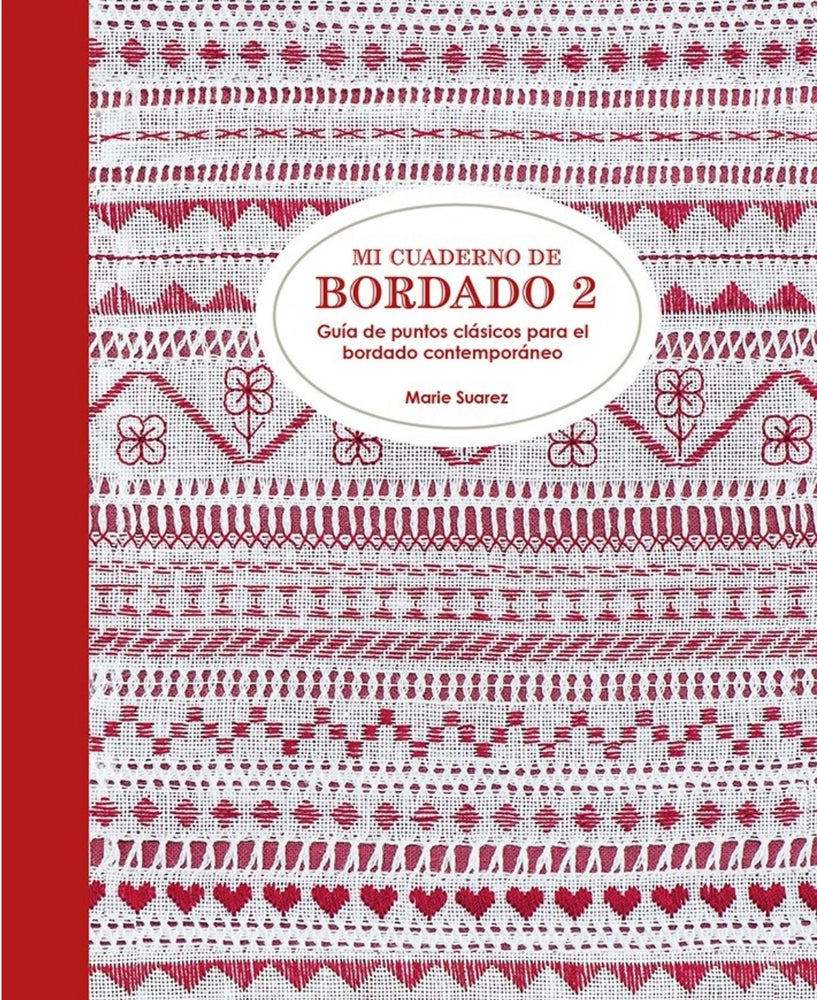 Image of Mi Cuaderno de Bordado 2