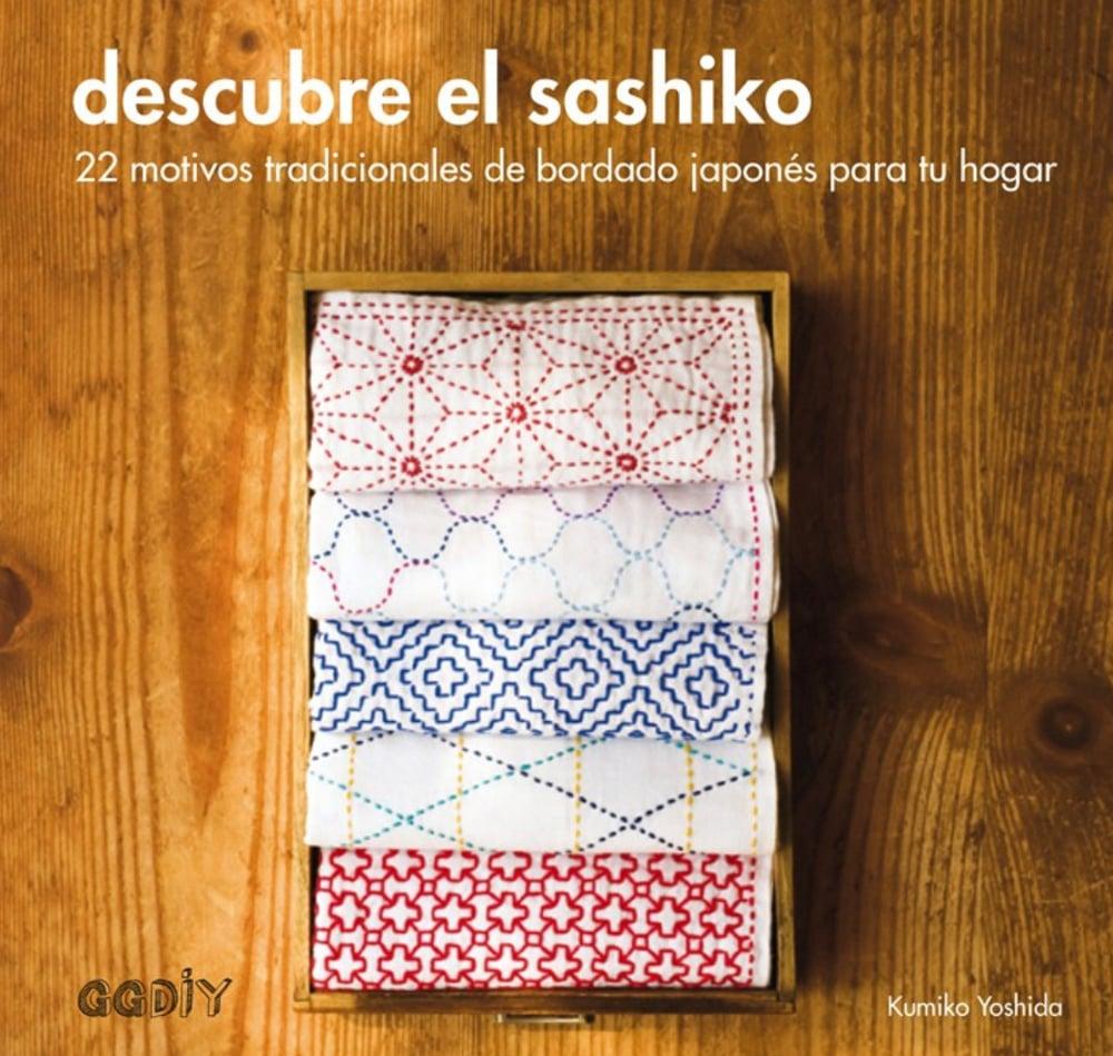Image of Descubre el Sashiko