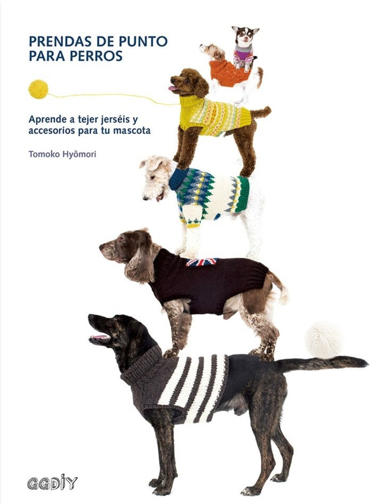 Image of Prendas de Punto para perros
