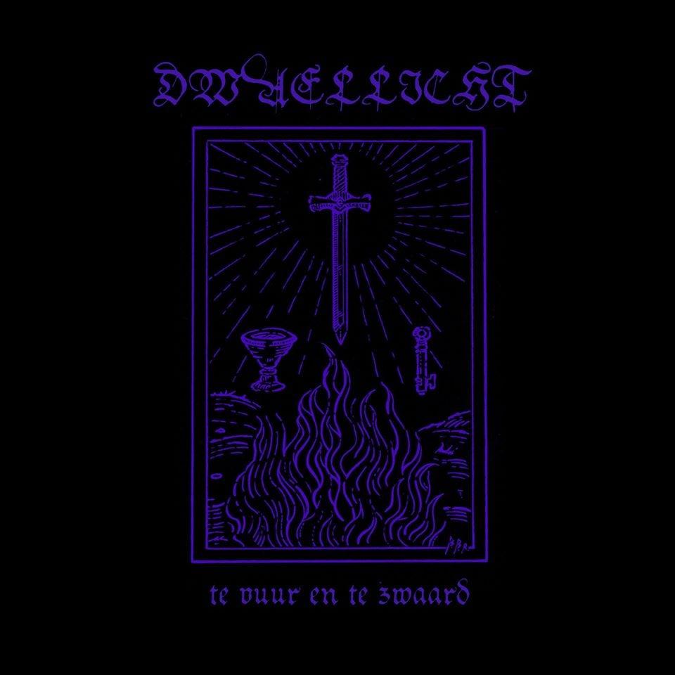 Image of DWAELLICHT - Te Vuur En Te Zwaard EP CD