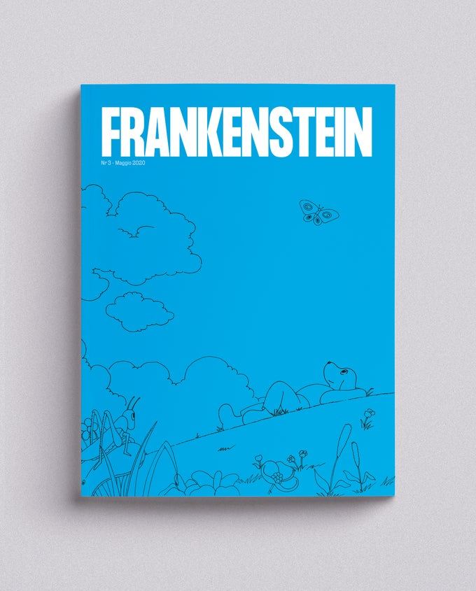 Image of Frankenstein Magazine 3