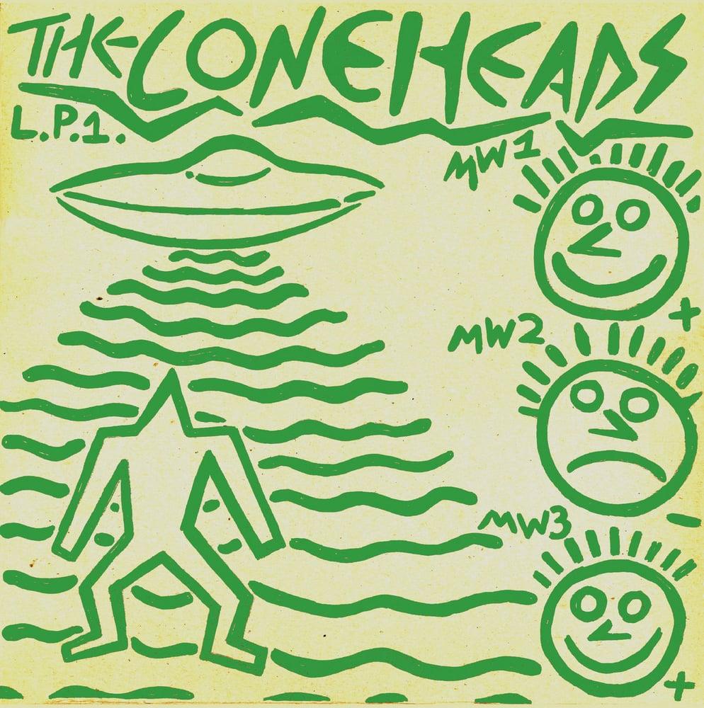 The Coneheads - L.P.1. Lp