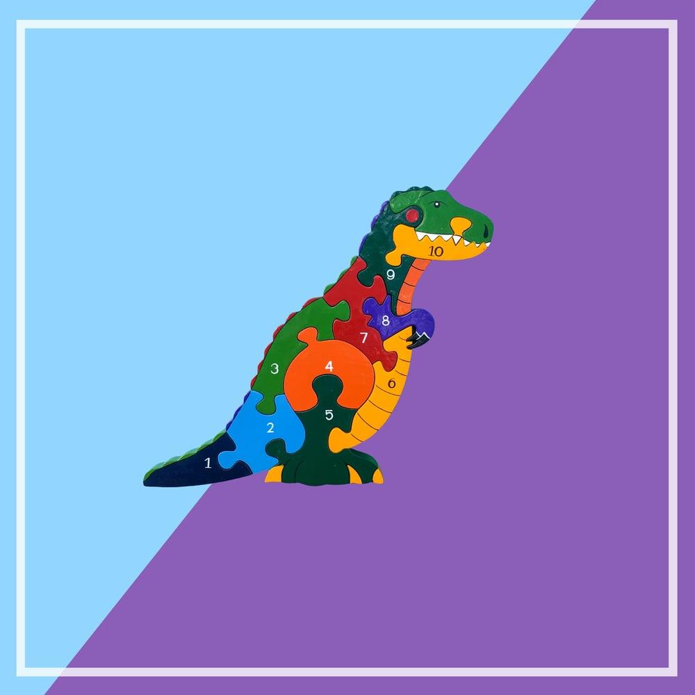 Image of T-Rex 1-10