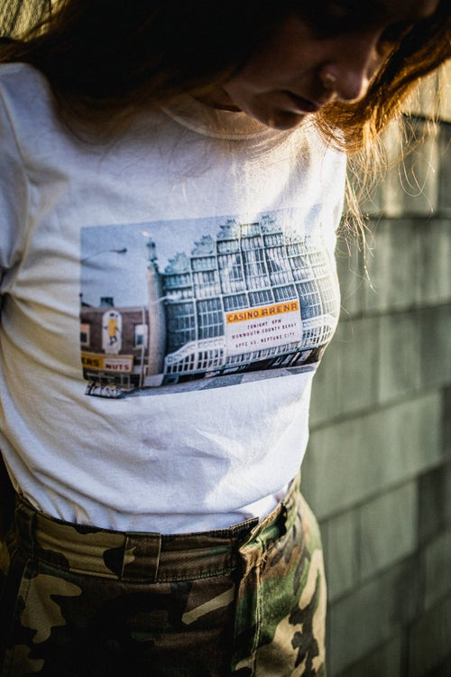 Image of Casino Arena Tee