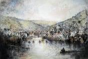 "Image of ""Harbour View"", Port Isaac, Cornwall (aka Portwenn)"