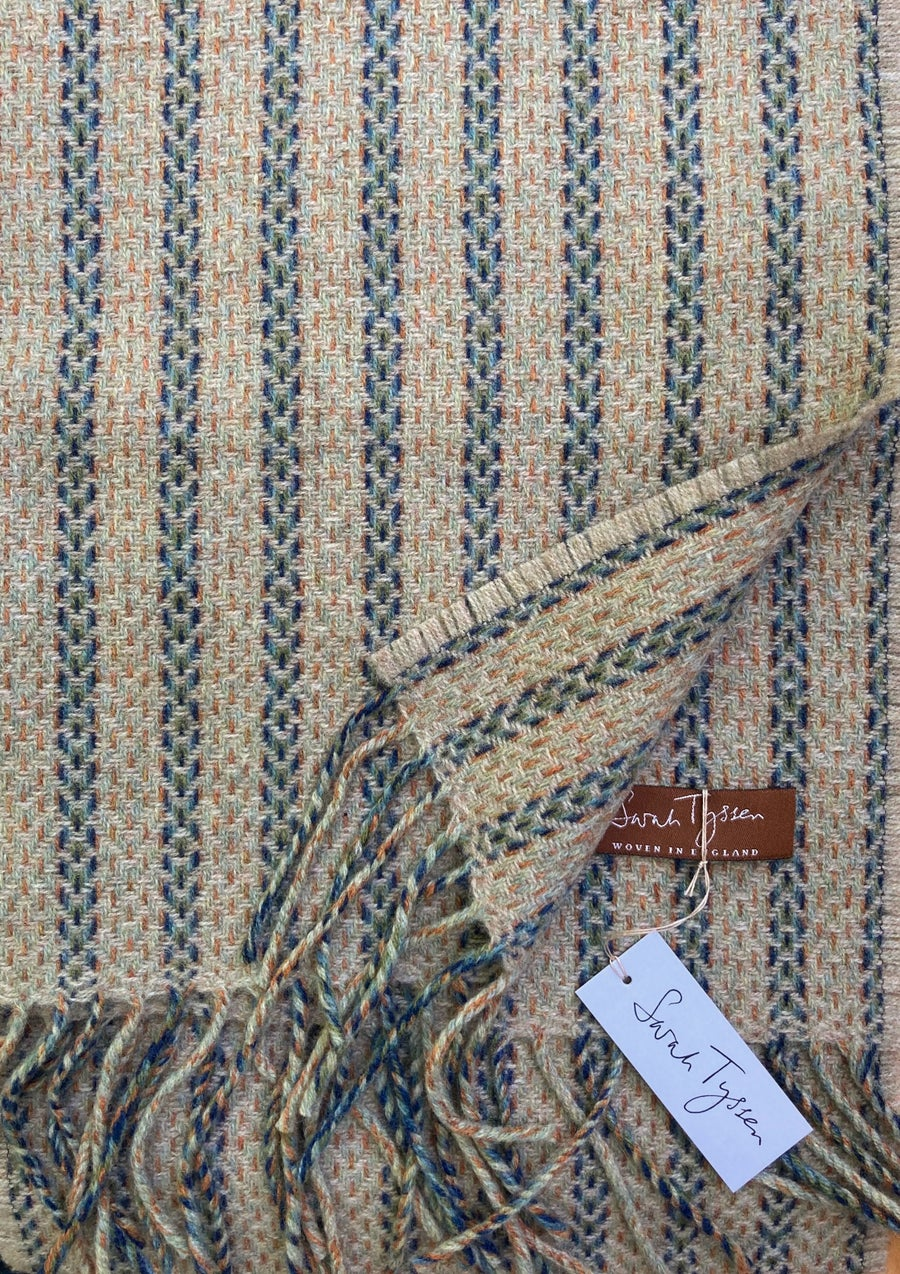Image of Catkin & Catkin 'Deco Fan' scarf