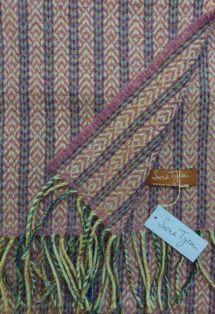 Image of Catkin & Rose 'Deco Fan' scarf