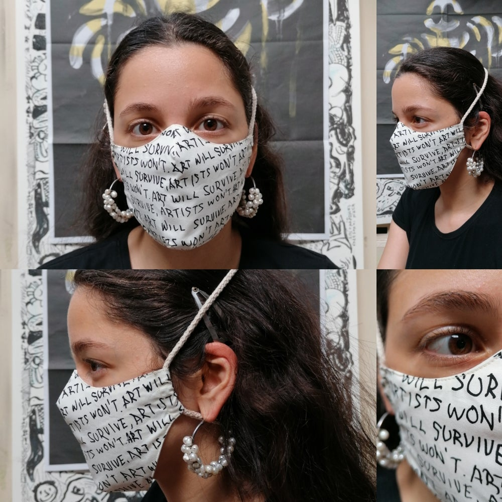 This Does Not Work / Handmade Masks