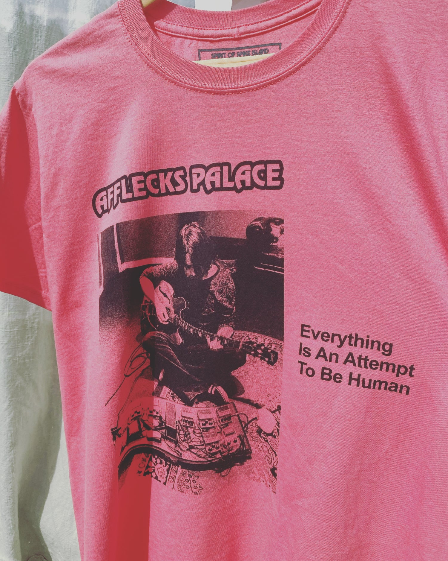 Image of Afflecks Palace - Everything Is An Attempt To Be Human (T-shirt)