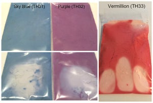 Image of Thermal Pigments <p> Color to Colorless </p> 18 Colors Available