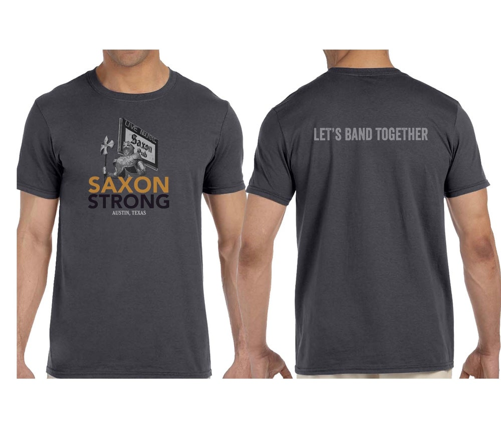 Image of Saxon Strong T-shirt