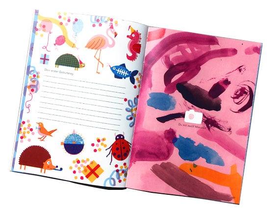 Image of ALBUM Babybuch