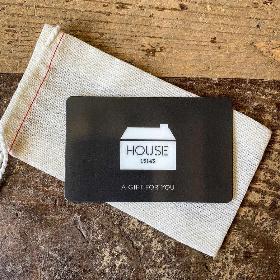 Image of House Gift Card