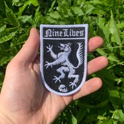 Image of White Wolf Patch