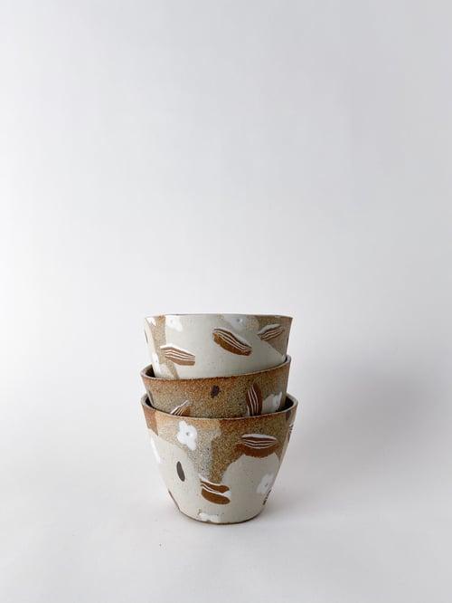 Image of Desert Flowers - Planter / Fruit Bowl