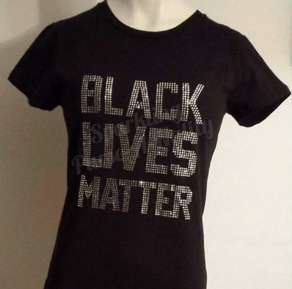 "Image of ""Sparkling"" Lives Matter"