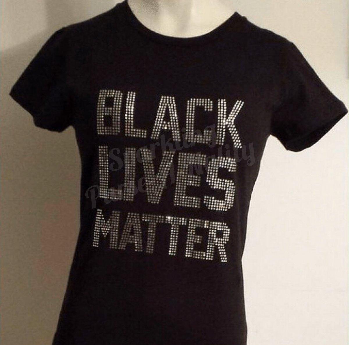 """Image of """"Sparkling"""" Lives Matter"""