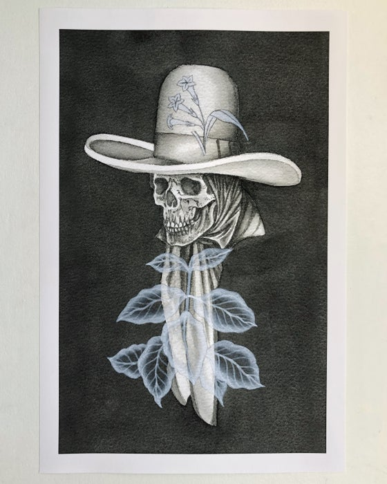 Image of Tobacco Print