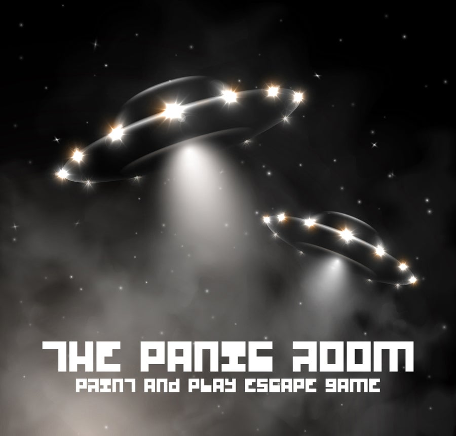 Image of The Panic Room - Print & Play Escape Room Game