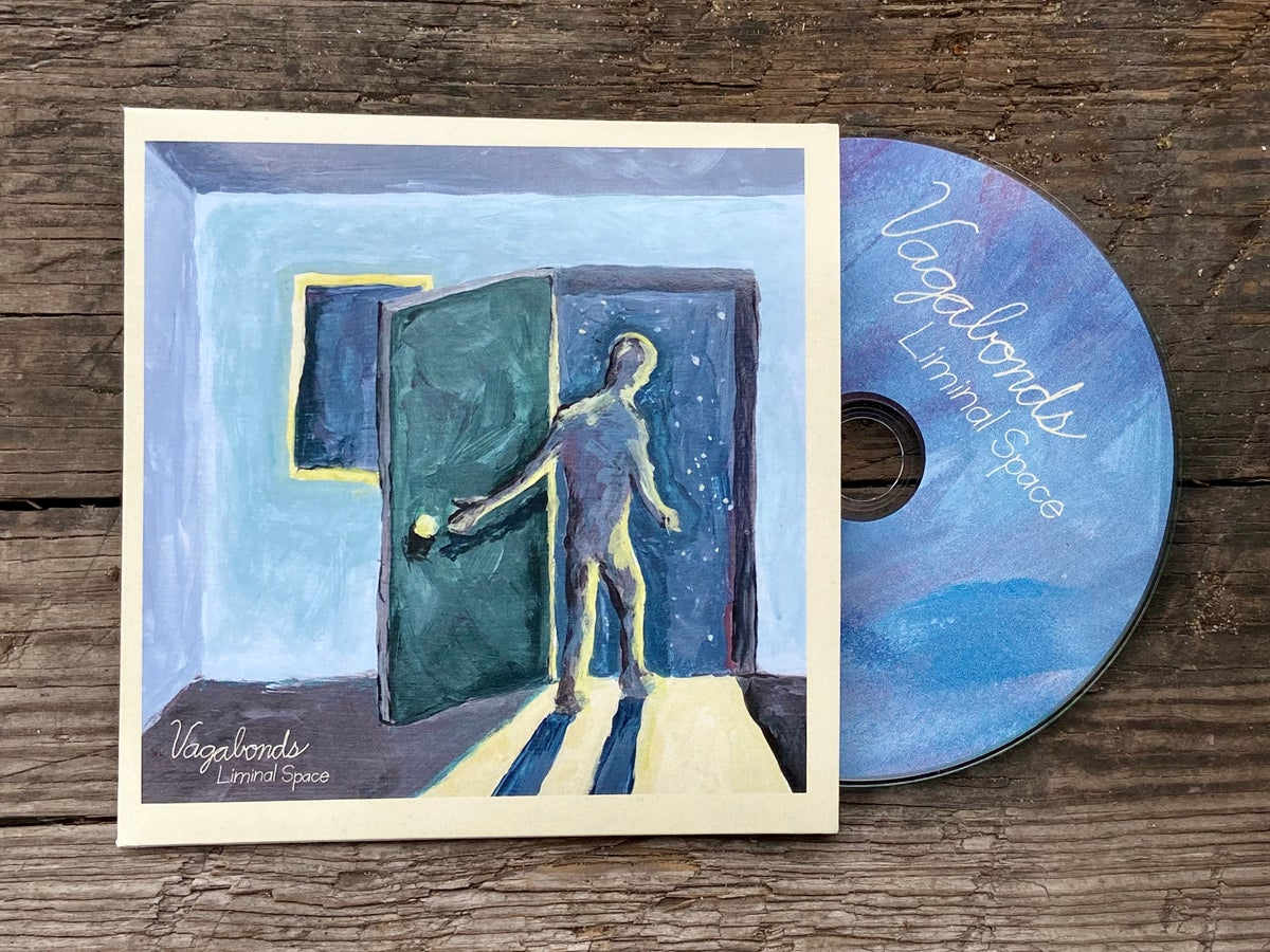 Image of Liminal Space CD