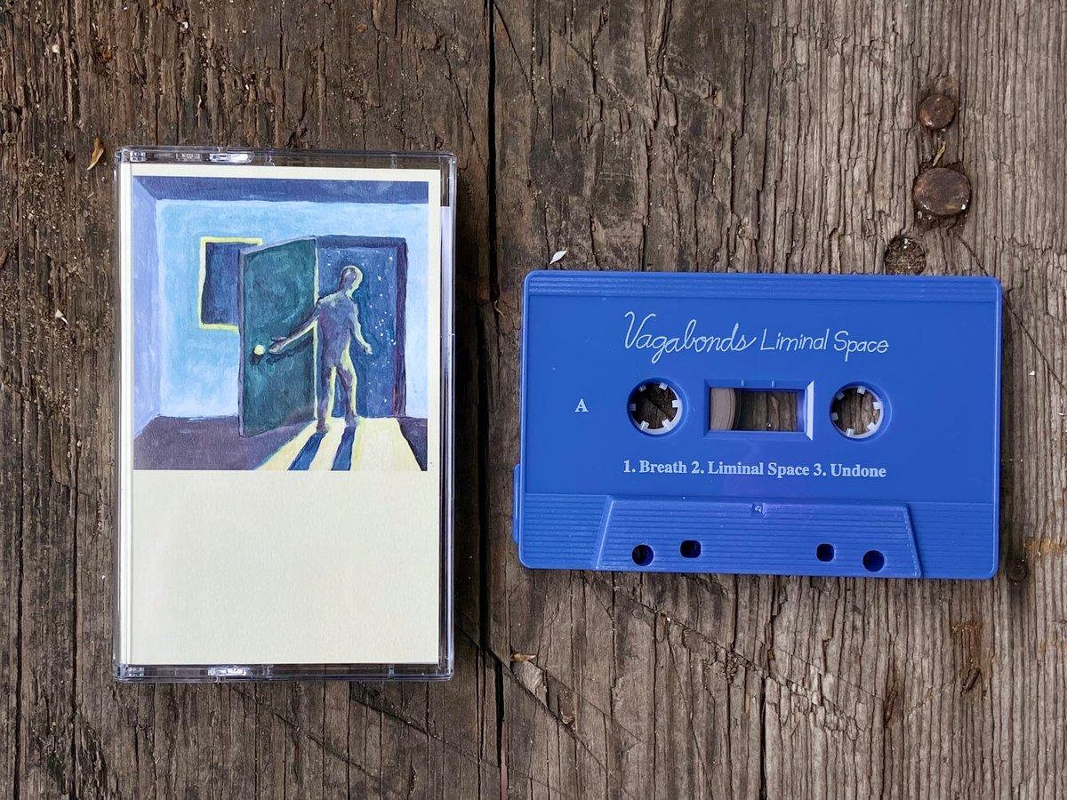 Image of Liminal Space Cassette (purple, /100)