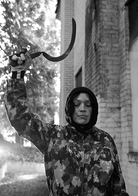 Image of Urban Guerrilla Zine #23