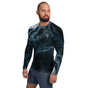Image of Tide Athletic Microfiber Long-Sleeve Shirt