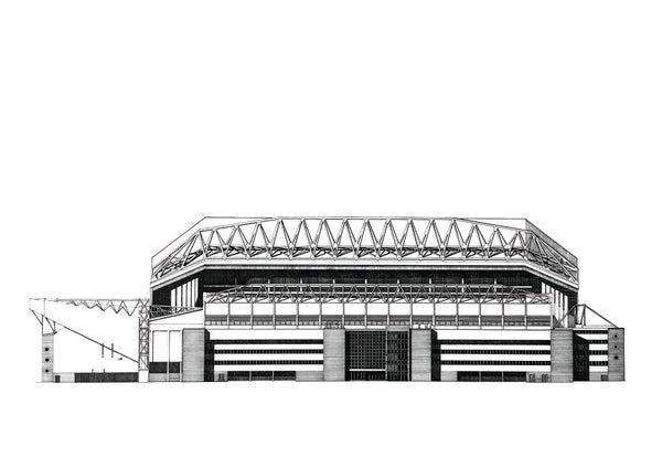 Image of Anfield (ORIGINAL)