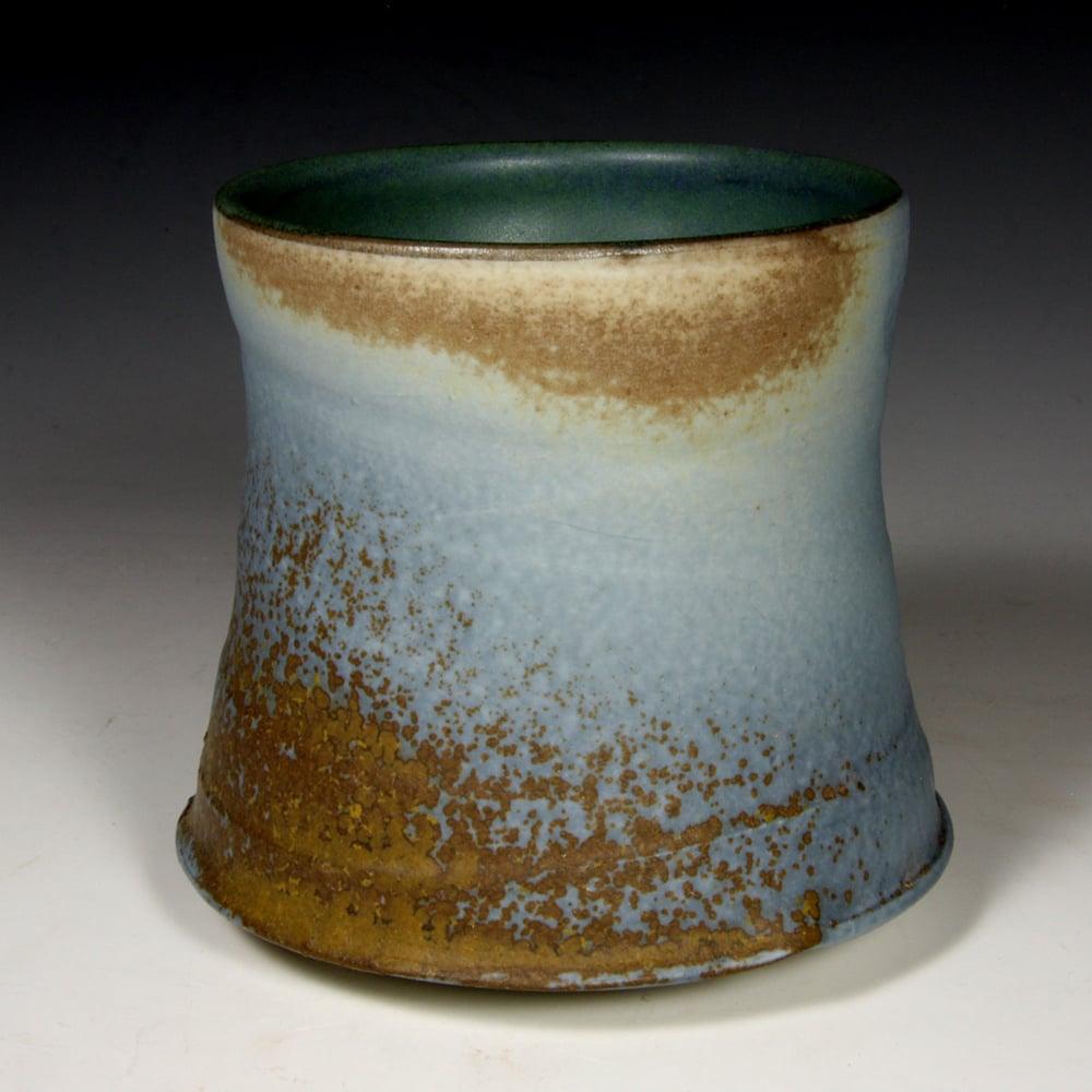 Green matt cup (e025)