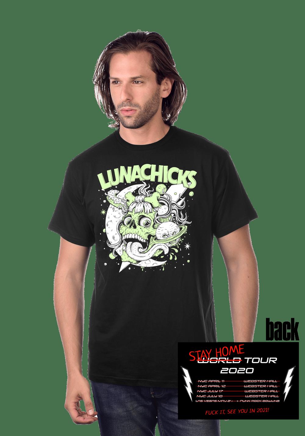 """Bonehead"" -Short-Sleeve Unisex T-Shirt"