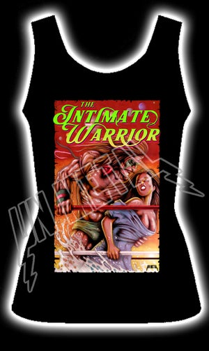"Image of ""THE INTIMATE WARRIOR"""